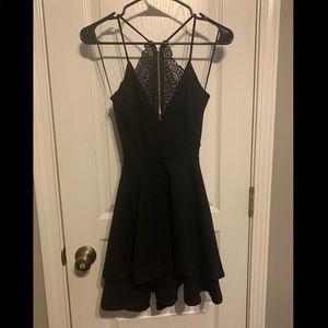 Windsor Black Cocktail Style Dress